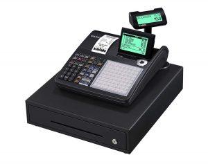 Casio Se-C450MB test avis caisse enregistreuse